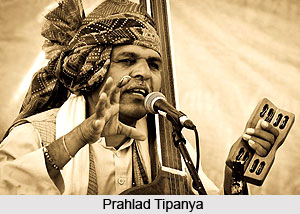 Prahlad Tipanya, Indian Singer