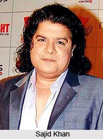 Sajid Khan, Indian TV Anchor