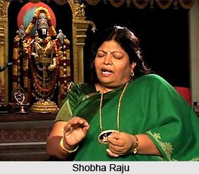 Shobha Raju, Indian Singer