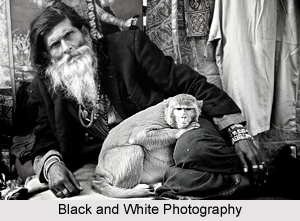Black and White Photography, Indian photography