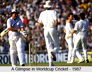 India and Worldcup Cricket-1987