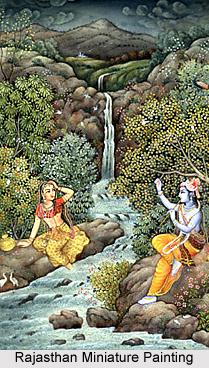 Miniature Paintings in Rajasthan