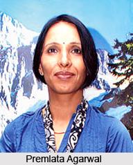Premlata Agarwal, Indian Mountaineer