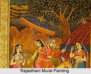 Rajasthani Schools Of Painting