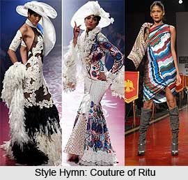 Ritu Beri, Indian Fashion Designer