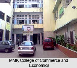 MMK College of Commerce and Economics, Bandra (W), Mumbai