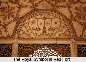 Architecture of Red Fort