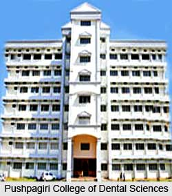 Pushpagiri College of Dental Sciences,  Pathanamthitta, Kerala