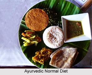 Ayurvedic Normal  Diet