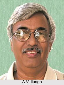 A.V. Ilango , Indian Painter