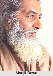 Manjit Bawa, Indian Painter