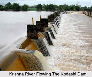 Krishna River, Indian River