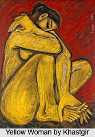 Sudhir Khastgir, Indian Painter