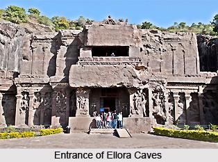 Ellora Caves , Aurangabad, Maharashtra