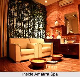 Amatrra Spa , Hotel Ashok