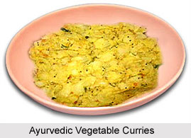 Ayurvedic Vegetable Curries