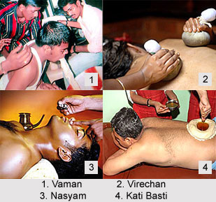 Dosha Gati in Shodhana Therapy, Ayurveda