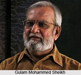 Gulam Mohammed Sheikh, Indian Painter
