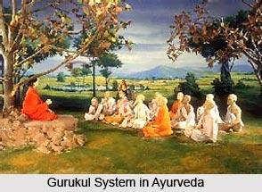 Gurukul System of Ayurveda