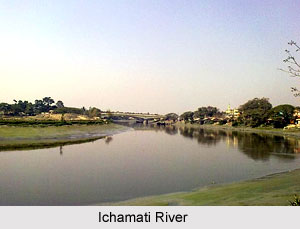 Ichamati River, West Bengal