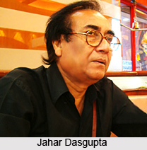 Jahar Dasgupta , Indian Painter