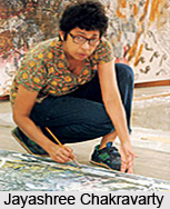 Jayashree Chakravarty, Indian artist