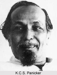K.C.S. Panicker , Indian Painter