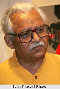 Lalu Prasad Shaw, Indian Painter