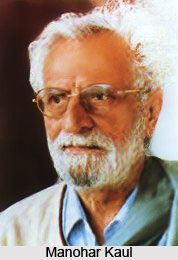Manohar Kaul , Indian Painter
