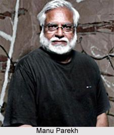 Manu Parekh, Indian Painter