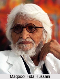 Maqbool Fida Hussain, Indian Painter