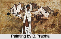 B. Prabha, Indian Painter