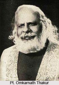 Pandit Omkarnath Thakur, Indian Musician