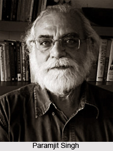 Paramjit Singh, Indian Painter