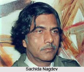 Sachida Nagdev, Indian Painter
