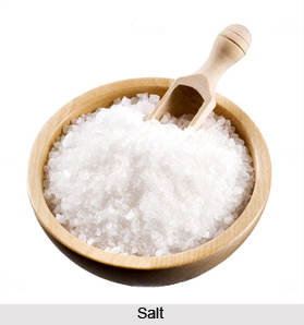 Salty Taste in Ayurveda