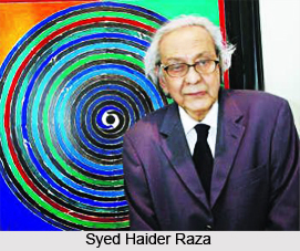 Modern Indian artist S H Raza passes away