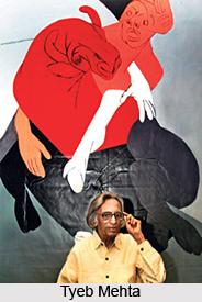 Tyeb Mehta, Indian Painter