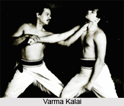 Varma Kalai, Indian Martial Art