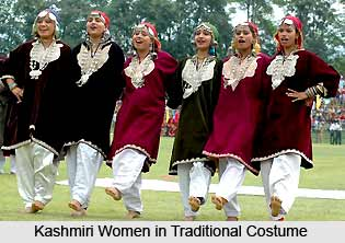 More on Costumes of Jammu and Kashmir (1 Articles)