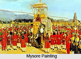 Paintings in South India