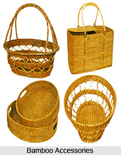 Bamboo and Cane Crafts of Manipur