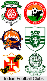 Indian Football Clubs