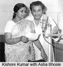 Kishore Kumar, Indian Playback Singer