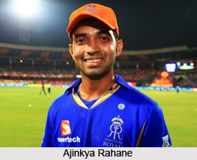 Ajinkya Rahane, Indian Cricketer