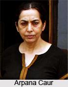 Arpana Caur, Indian artist