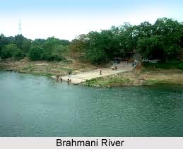 Brahmani River, Orissa