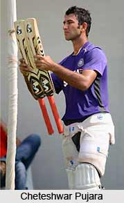 Cheteshwar Pujara, Indian Cricketer