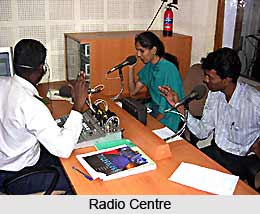 Developments of Indian Radio, Indian Radio