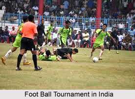Football Tournaments in India